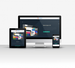 Mobile Compatible Web Agency V3